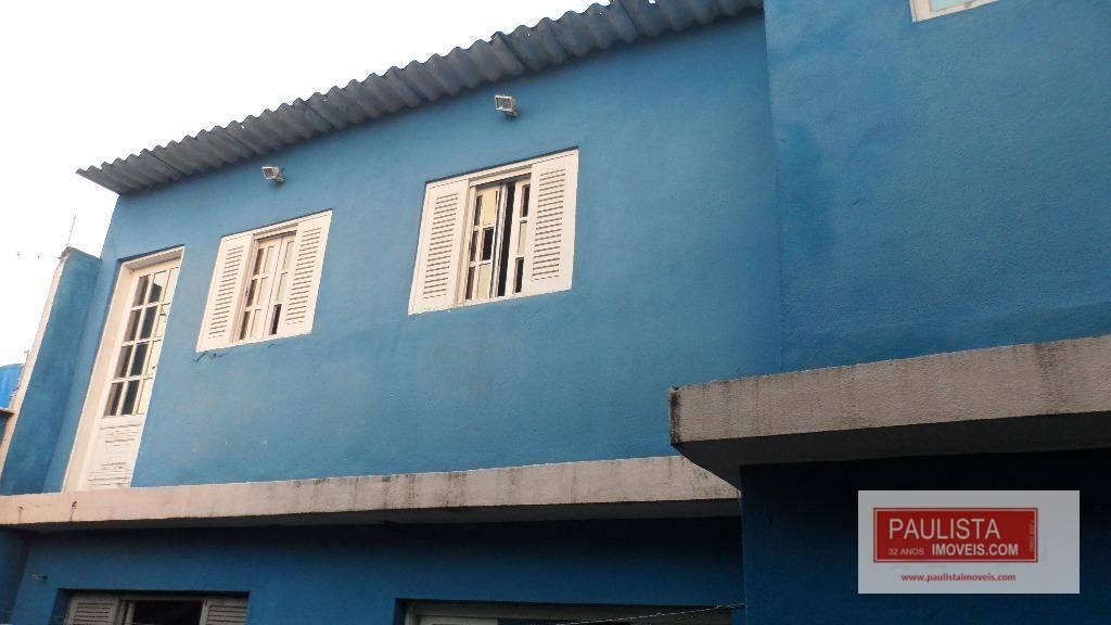 Casa residencial à venda, Cidade Dutra, São Paulo.