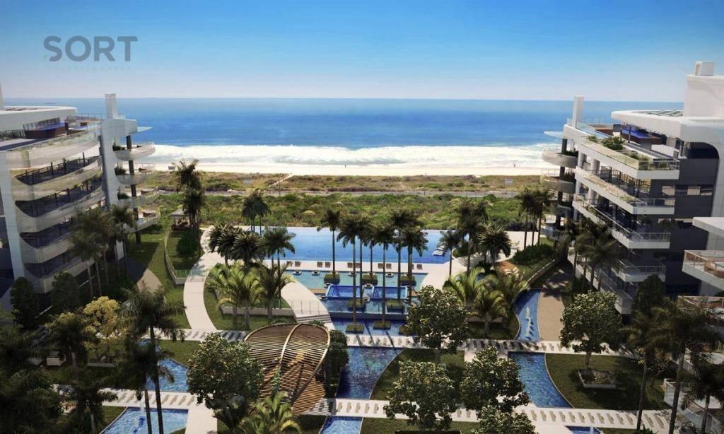Bravissima Private Residence, 4 suítes, 4 vagas, Praia Brava