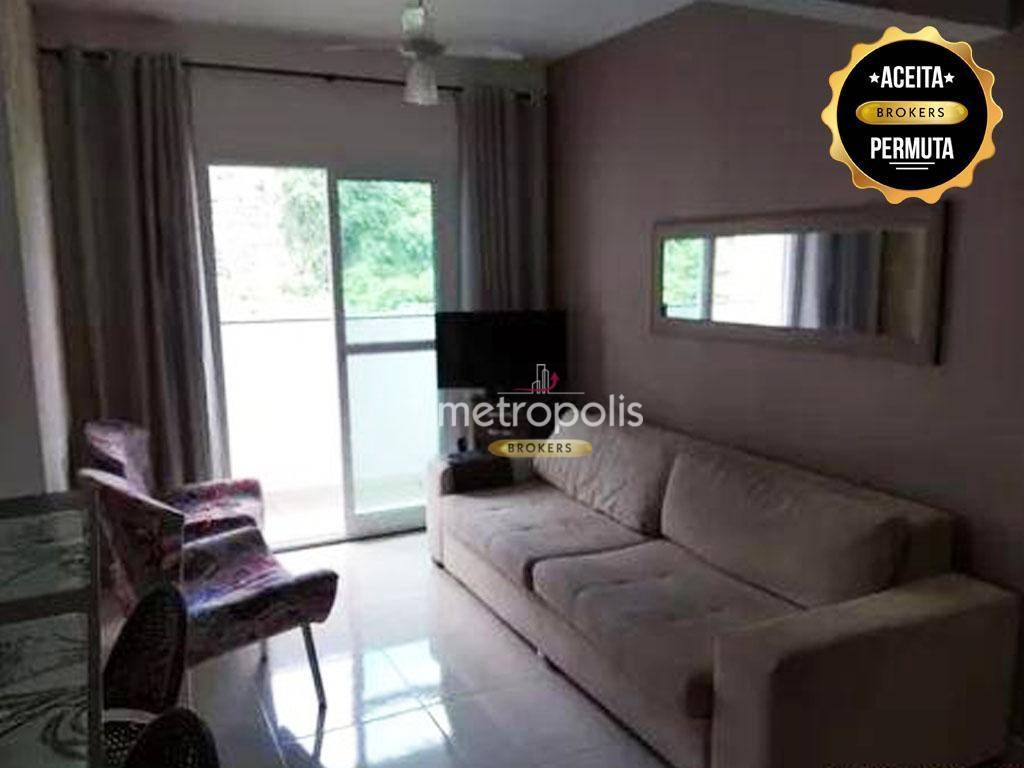 Apartamento com 2 dormitórios à venda, 50 m² por R$ 260.000,00 - Vila Voturua - São Vicente/SP