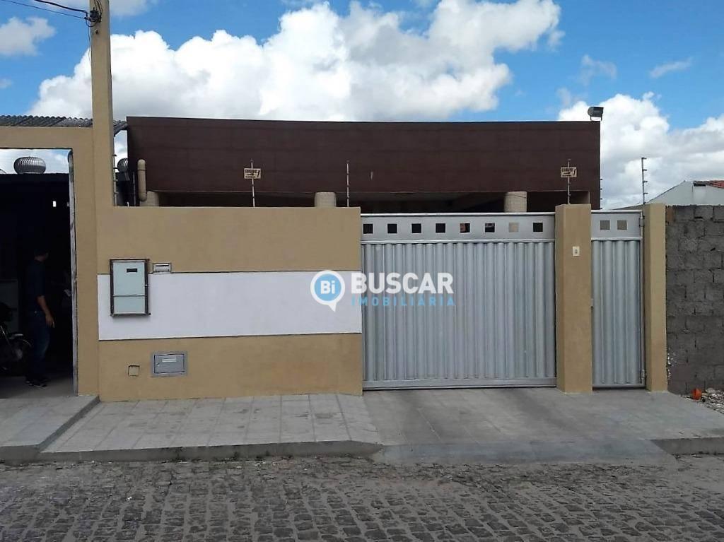 Casa com 3 dormitórios à venda, 150 m² por R$ 300.000 - Tomba - Feira de Santana/BA