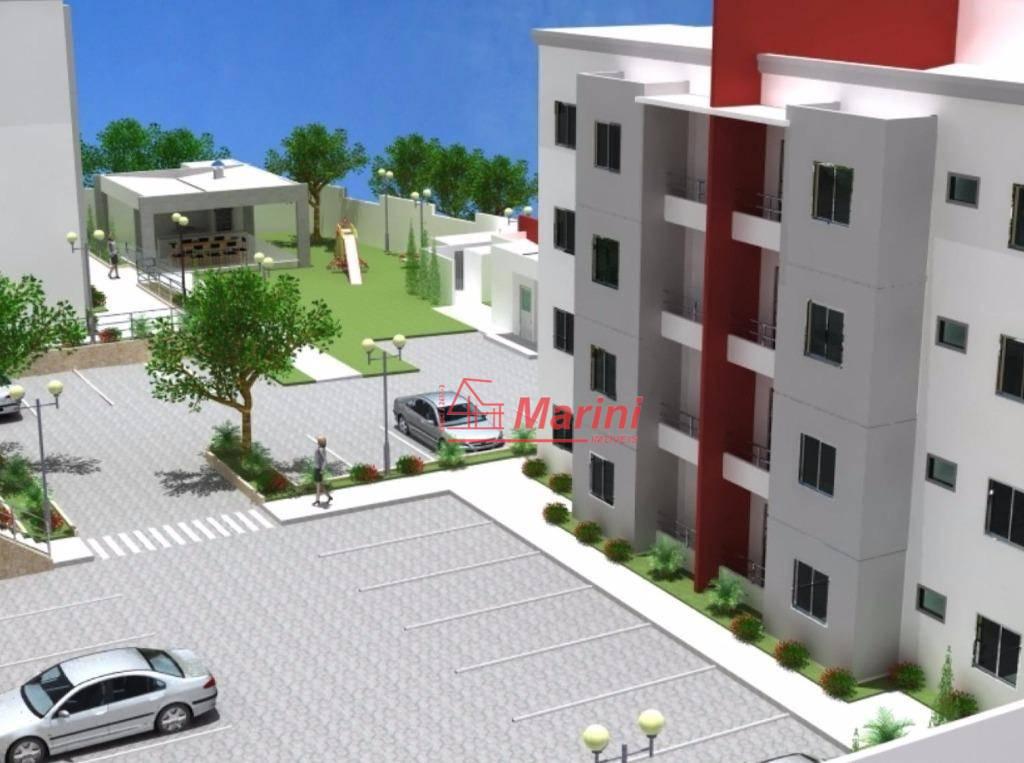 Apartamento residencial para locação, Jardim América, Salto.