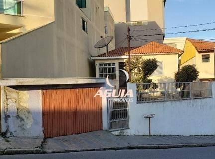 Terreno à venda, 290 m² por R$ 690.000,00 - Parque das Nações - Santo André/SP