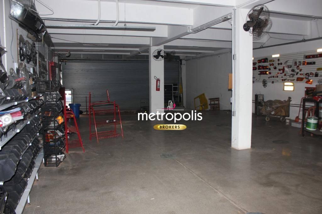 Prédio, 811 m² - venda por R$ 2.300.000,00 ou aluguel por R$ 20.000,00/mês - Centro - São Caetano do Sul/SP