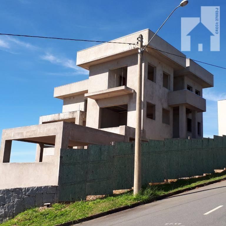 Casa com 4 dormitórios à venda, 320 m² - Itatiba Country - Residencial Fazenda Serrinha - Itatiba/SP