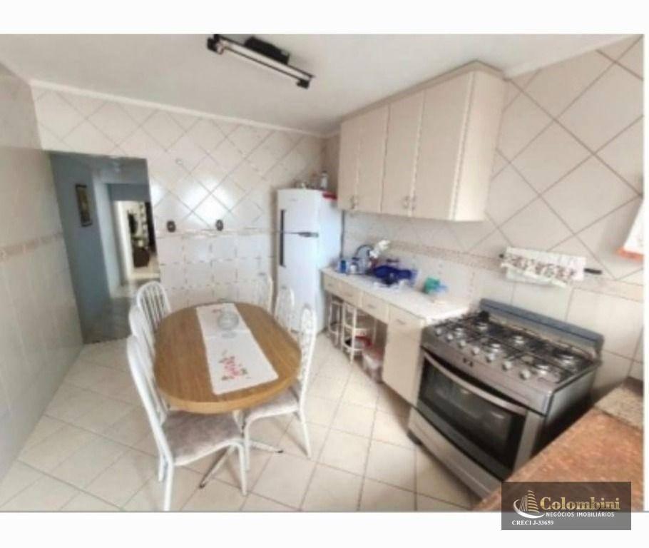 Casa com 3 dormitórios à venda, 190 m² por R$ 477.000,00 - Santa Maria - Santo André/SP