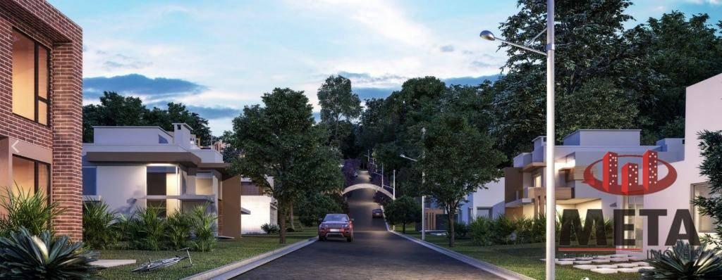 Terreno em condomínio à venda, 240 m² por R$ 132.000,00
