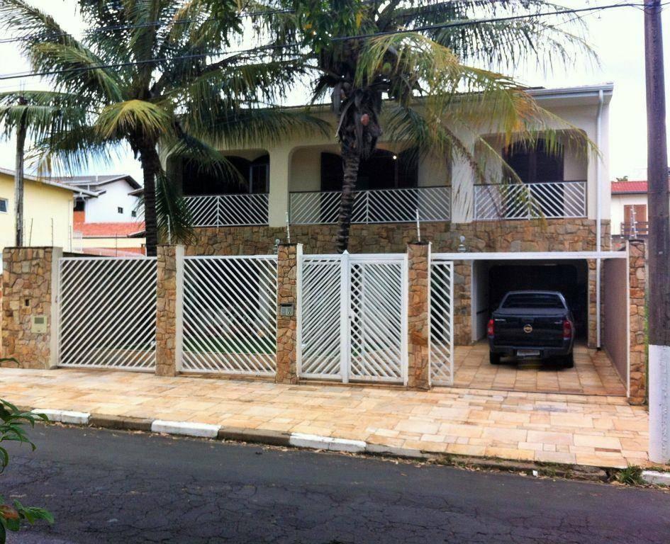 Casa 4 Dorm, Jardim Chapadão, Campinas (CA1510)