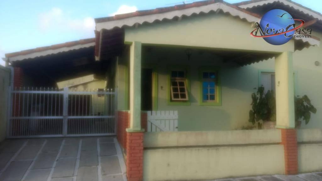 Casa com 3 dormitórios à venda por R$ 290.000 - Jardim Ribamar - Peruíbe/SP