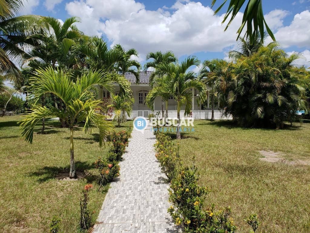 Sítio à venda, 21780 m² por R$ 749.990,00 - Areal - Amélia Rodrigues/BA