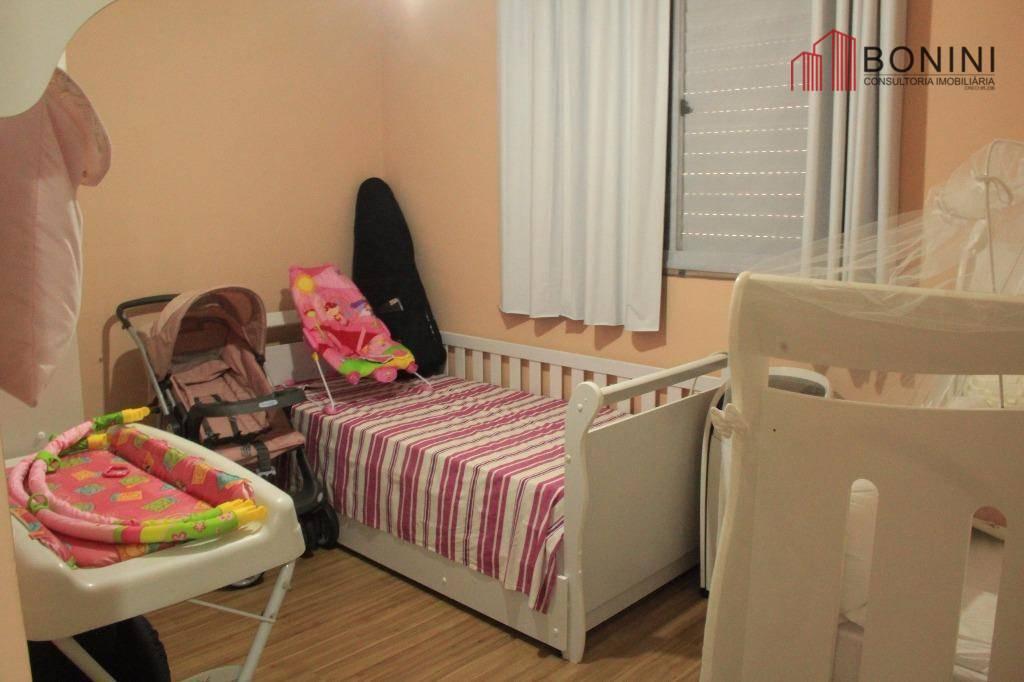 Apto 2 Dorm, Planalto do Sol Ii, Santa Barbara D'Oeste (AP0296) - Foto 8