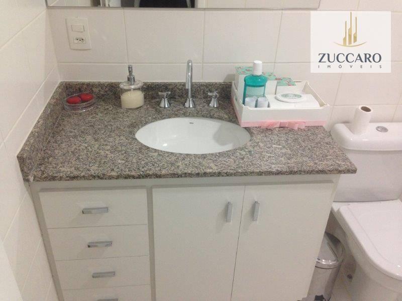 Apartamento de 2 dormitórios à venda em Vila Leonor, Guarulhos - SP