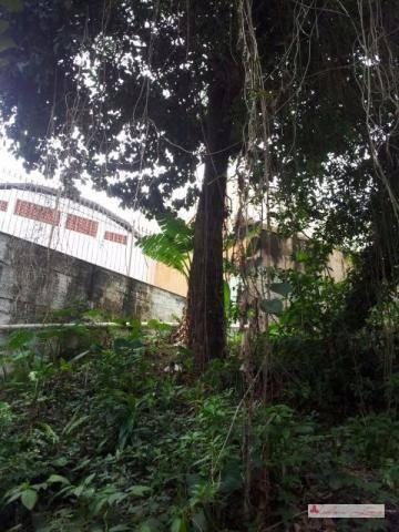 Terreno residencial à venda, Alto da Boa Vista, Rio de Janei