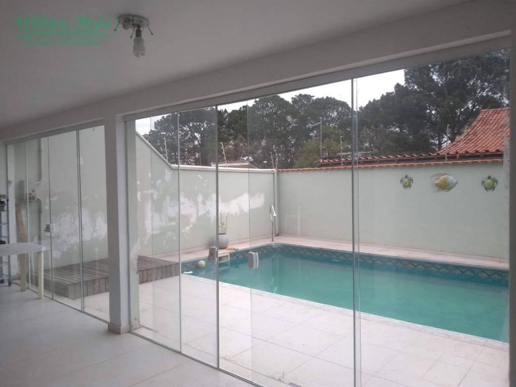 Sobrado com 4 dormitórios à venda, 278 m² por R$ 1.680.000 - Cidade Maia - Guarulhos/SP