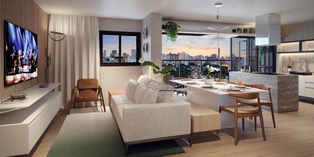 Apartamento com 3 quartos à venda, 80 m², 2 vagas, novo, financia - Aldeota - Fortaleza/CE