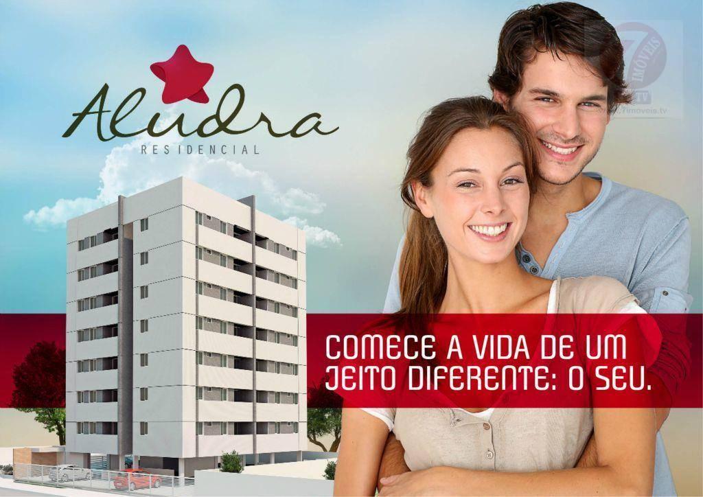 Apartamento residencial à venda, Bessa, João Pessoa - AP0045