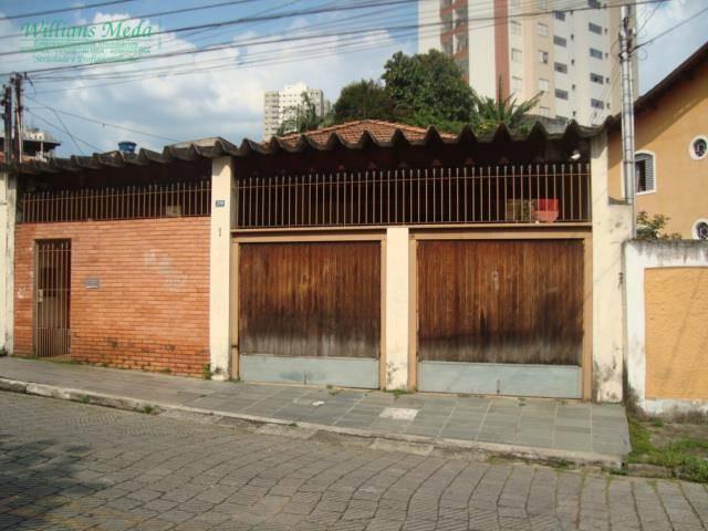Casa residencial à venda, Vila Sirena, Guarulhos - CA0369.