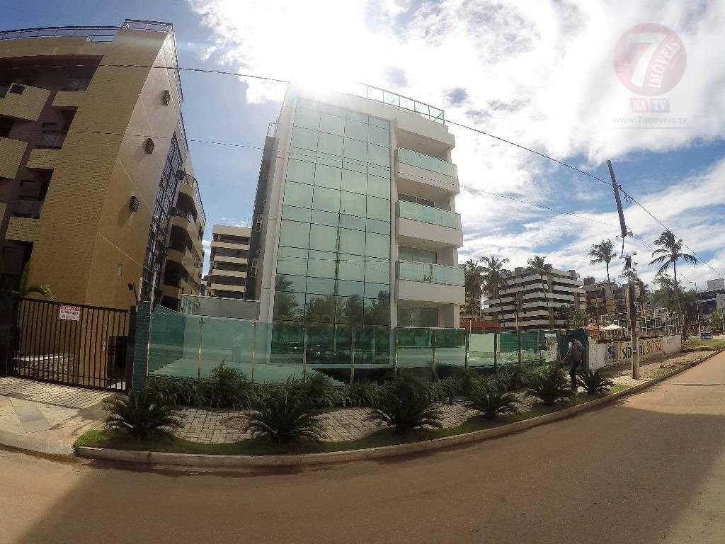 Apartamento residencial à venda, Intermares, Cabedelo - AP03