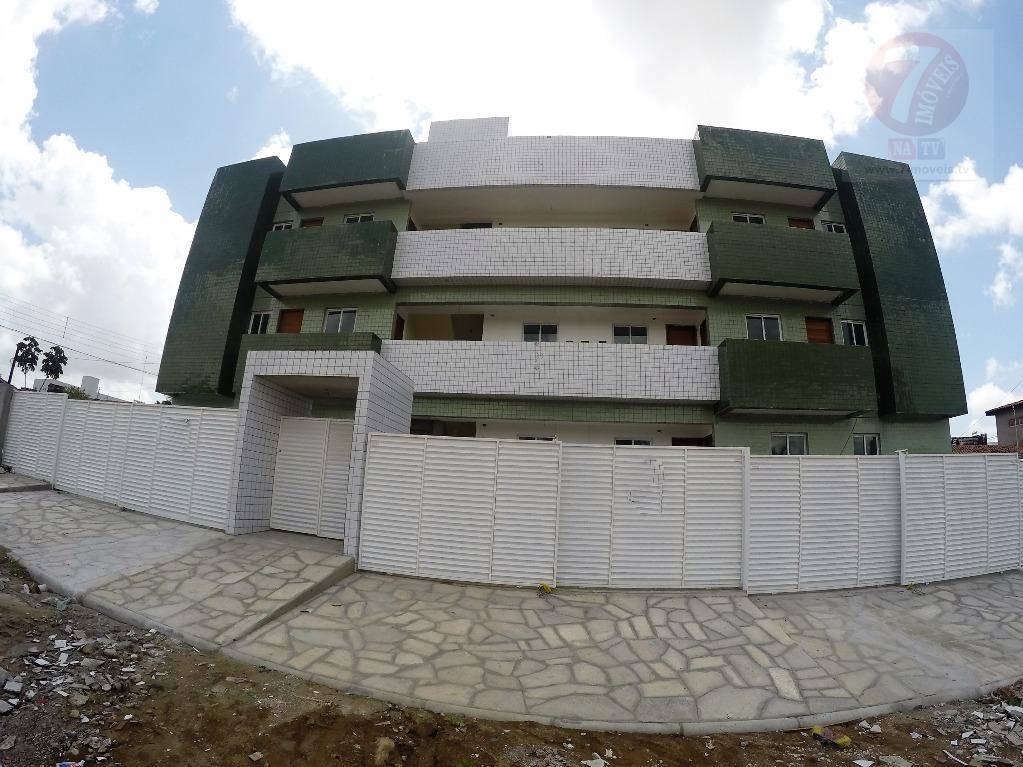Apartamento  residencial à venda, Bairro das Indústrias, Joã