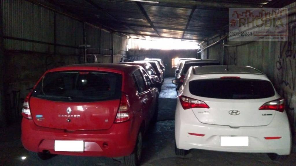 Estacionamento à Venda no Centro, Sem Lavagem, Horário Comercial