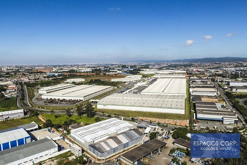 Galpão logístico para alugar, 8296m² - Cumbica - Guarulhos/SP