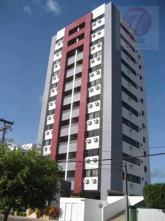 Apartamento residencial à venda, Bessa, João Pessoa - AP0117