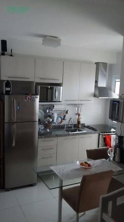 Loft residencial à venda, 1 dormitório, 1 vaga. Gopoúva, Guarulhos.