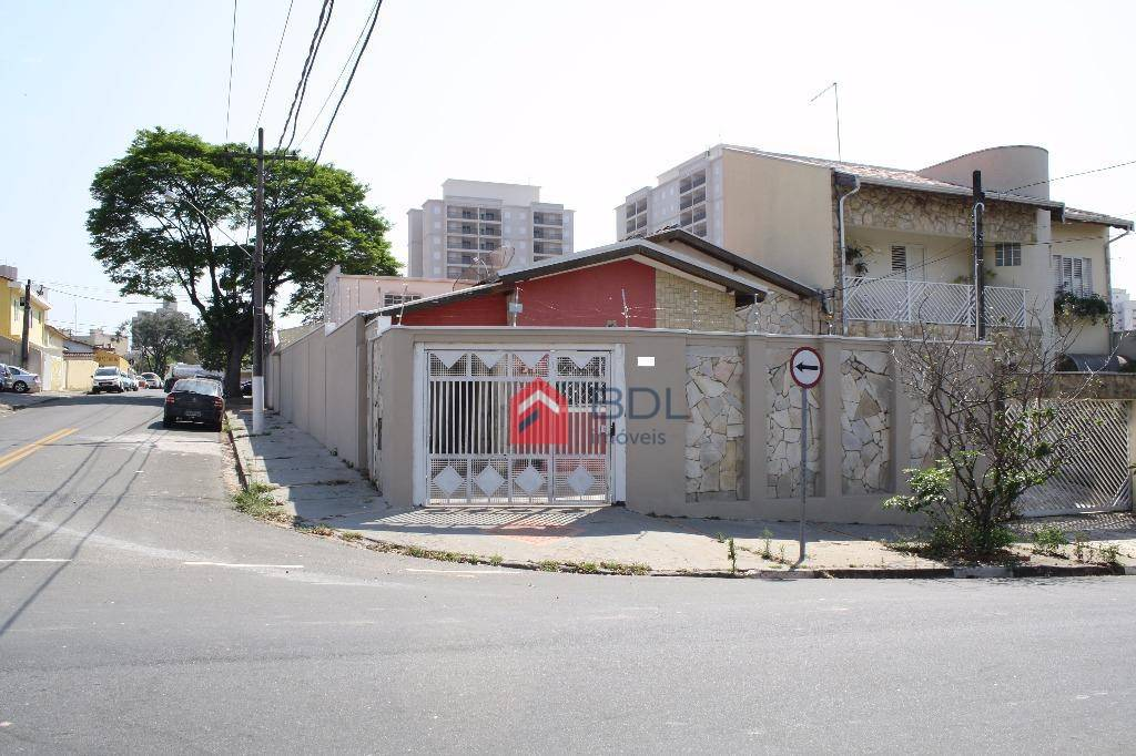 Casa residencial para locação, Taquaral, Campinas - CA0413.