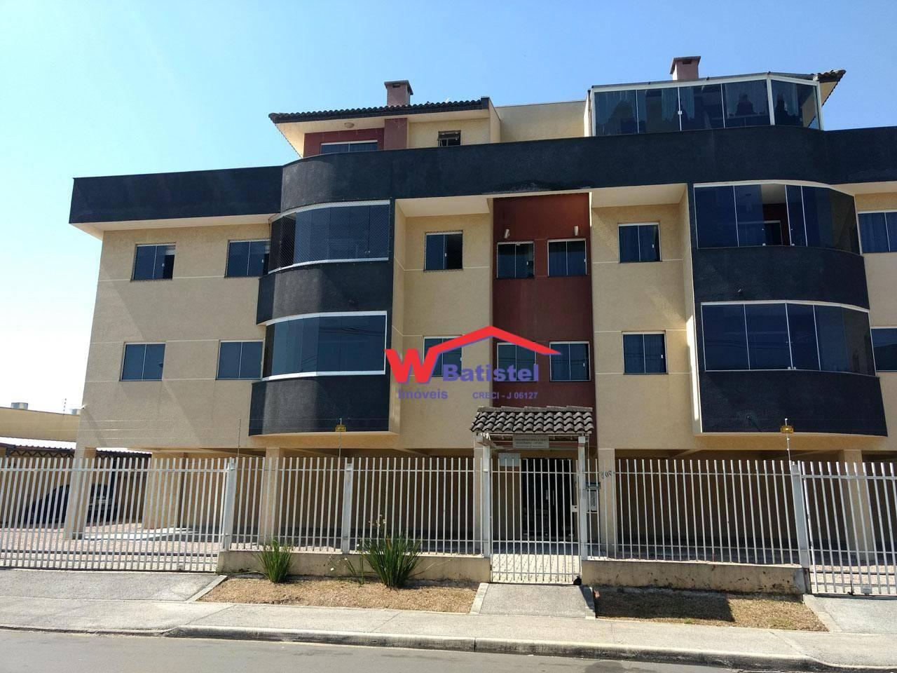 Apartamento com 2 dormitórios à venda, 57 m² por R$ 250.000 - Rua Vinte e Cinco de Dezembro nº 300 - Estância Pinhais - Pinhais/PR