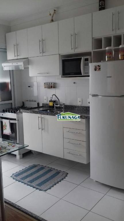 Studio residencial para locação, Gopoúva, Guarulhos.