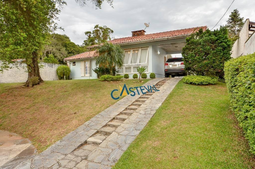 CA0145-CST, Casa de 3 quartos, 160 m² à venda no Santa Felicidade - Curitiba/PR