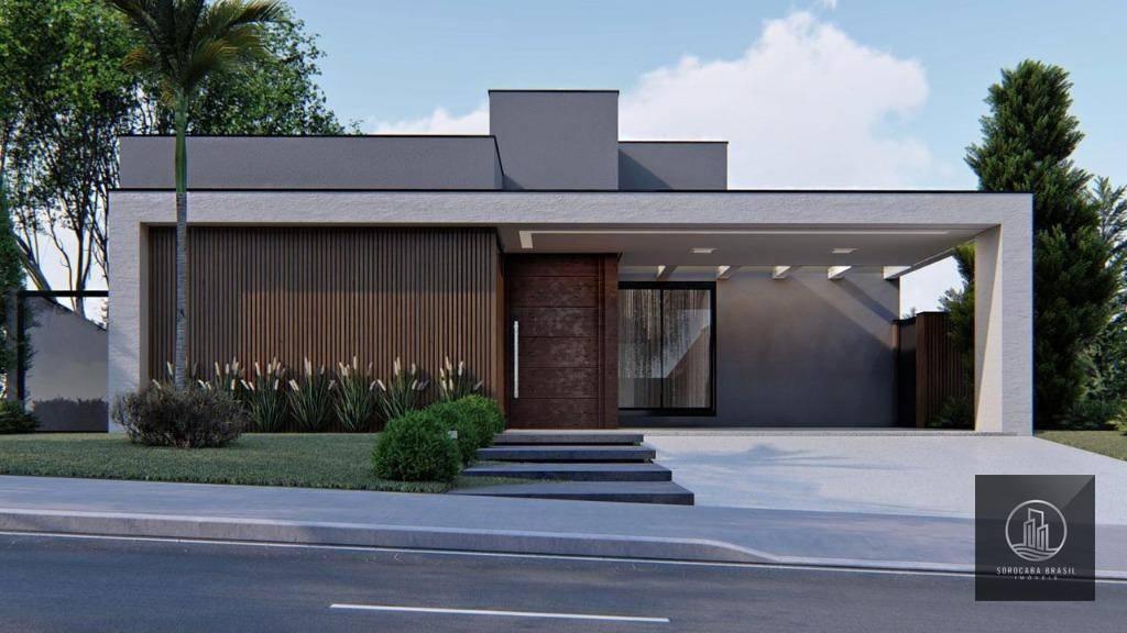 Casa com 3 dormitórios à venda, 230 m² por R$ 1.350.000 - Alphaville Nova Esplanada III - Votorantim/SP