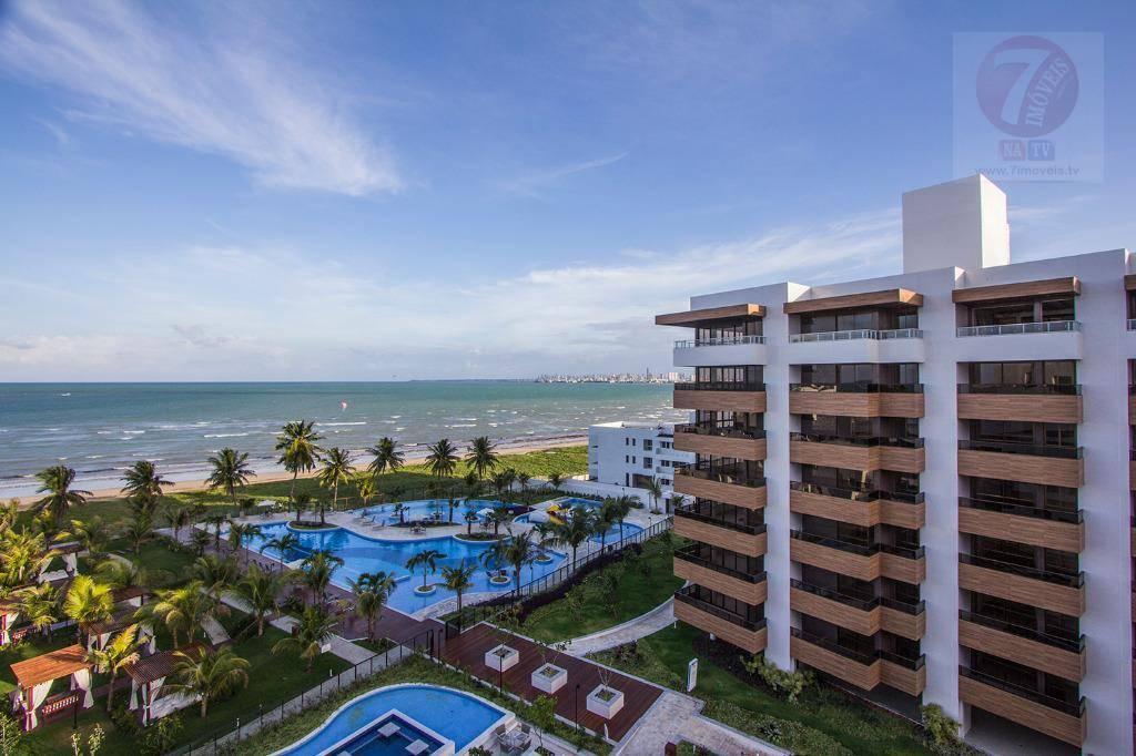 Apartamento Duplex residencial à venda, Ponta de Campina, Ca