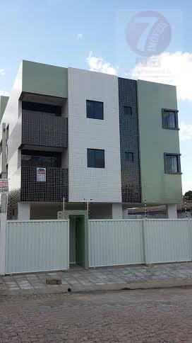 Apartamento  residencial à venda, Jardim 13 de Maio, João Pe