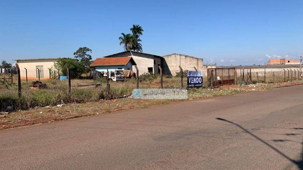 Terreno à venda, 1004 m² por R$ 1.200.000,00 - Parque Industrial - Rolândia/PR