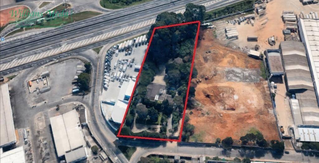 Área à venda, 7177 m² por R$ 8.000.000,00 - Parque das Nações - Guarulhos/SP