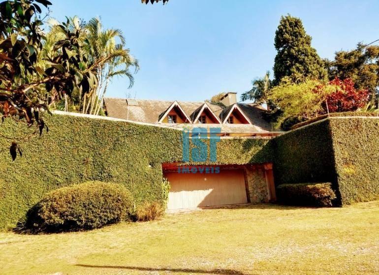 Casa à venda, 350 m² por R$ 1.300.000,00 - Gramado - Cotia/SP