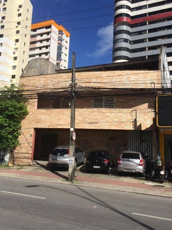 Prédio à venda, 610 m² por R$ 2.450.000,00 - Cocó - Fortaleza/CE