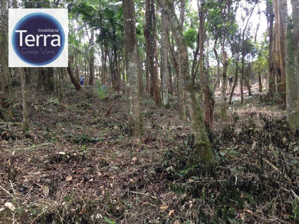 Área à venda, 6200 m² por R$ 4.340.000 - Capuava - Granja Viana