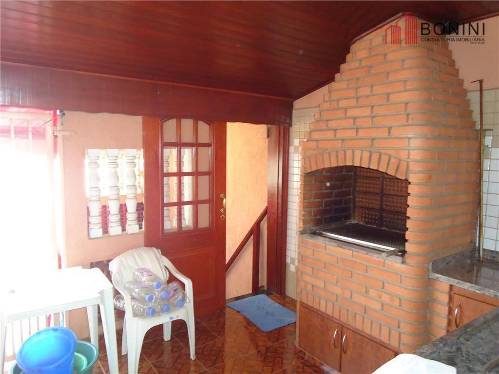 Casa 3 Dorm, Jardim São Domingos, Americana (SO0051) - Foto 12