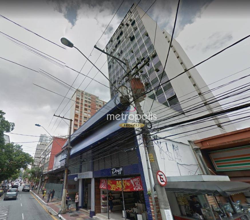 Sala para alugar, 40 m² por R$ 600,00/mês - Centro - São Caetano do Sul/SP