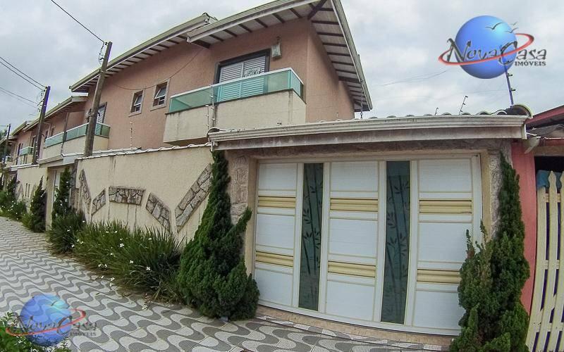 Sobrado 2 Dormitórios à venda, Balneário Maracanã, Praia Gra