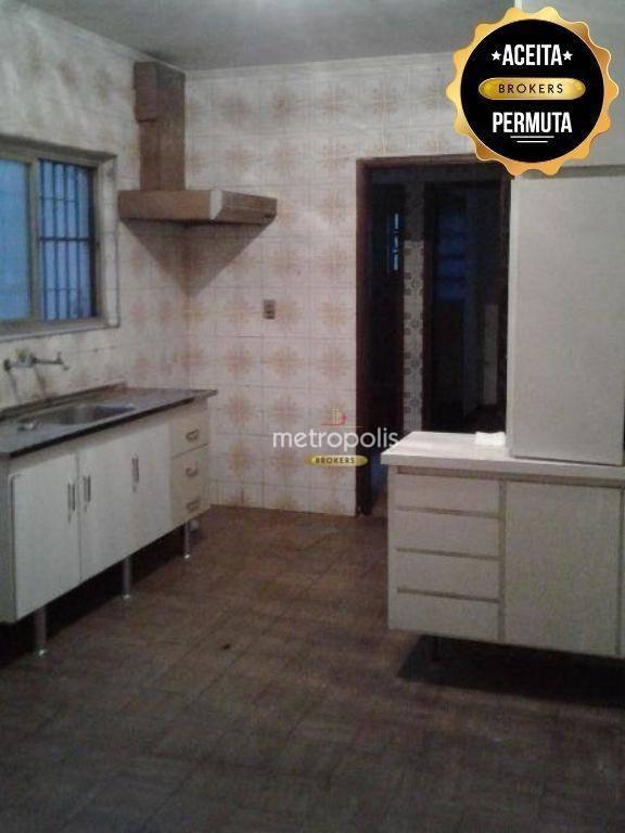 Sobrado com 3 dormitórios à venda, 200 m² por R$ 760.000,00 - Jardim do Mar - São Bernardo do Campo/SP