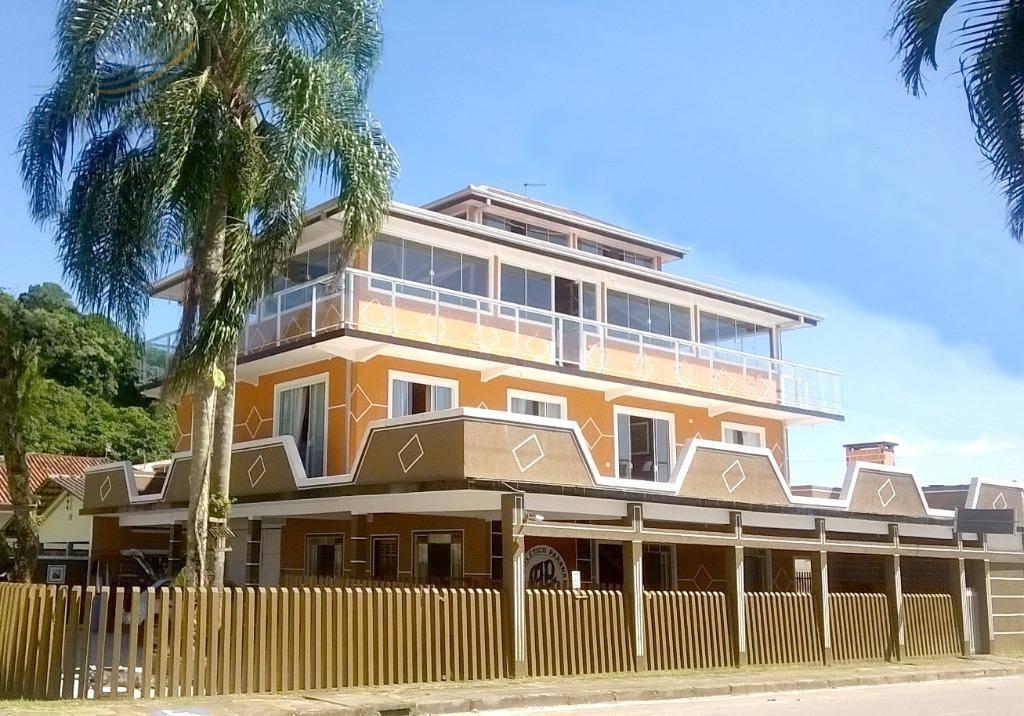 Sobrado residencial à venda, Caieiras, Guaratuba.