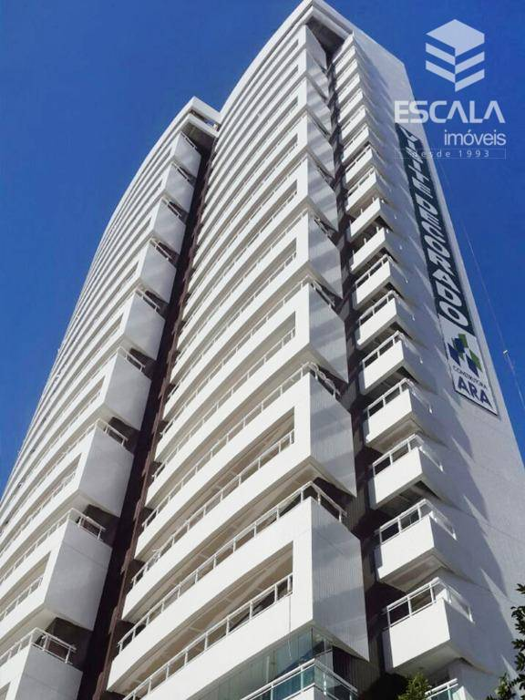 Apartamento com 3 quartos à venda, 110 m², 2 vagas, área de lazer - Cocó - Fortaleza/CE