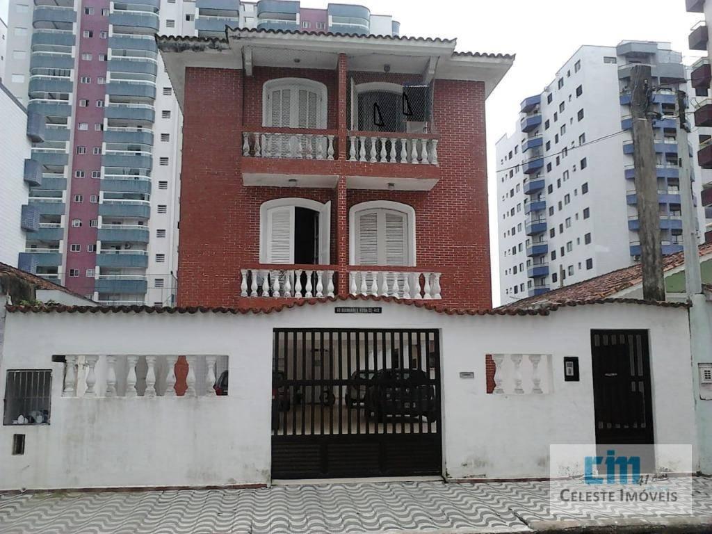 Apartamento com 2 dormitórios à venda, 50 m² por R$ 150.000 - Vila Assunção - Praia Grande/SP