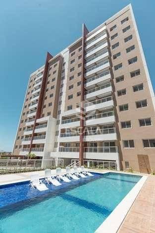 Apartamento com 2 quartos à venda, 57 m², 1 vaga, lazer, financia ? Jóquei Clube - Fortaleza/CE