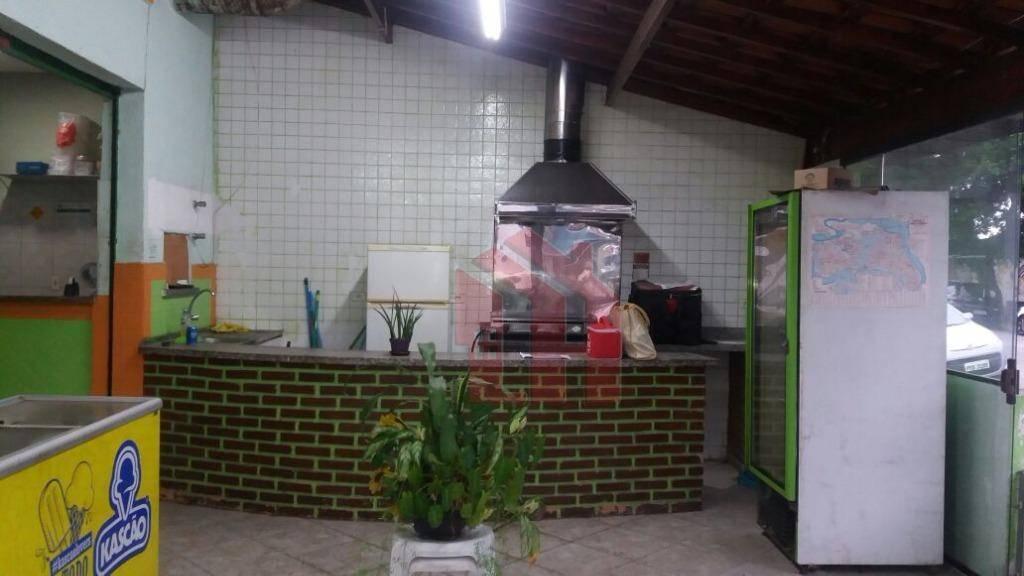 Loja à venda, 90 m² por R$ 852.000,00 - Jabaquara - Santos/SP