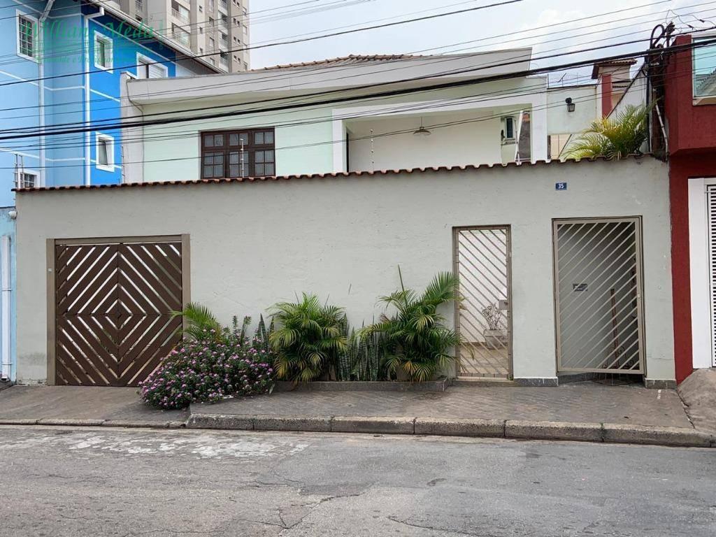 Casa com 4 dormitórios à venda, 200 m² por R$ 910.000,00 - Jardim Santa Mena - Guarulhos/SP