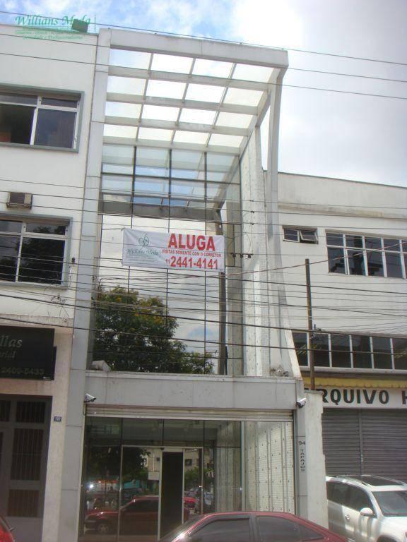Prédio comercial para locação, Centro, Guarulhos - PR0002.