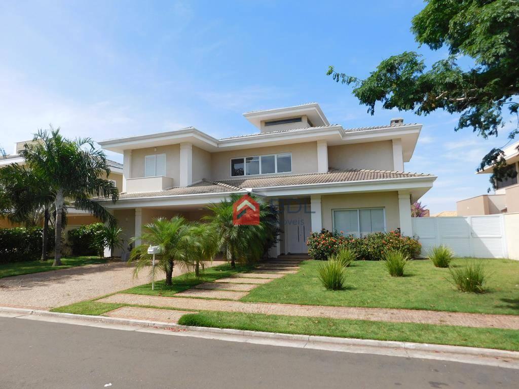 Casa residencial para locação, Alphaville , Campinas - CA014